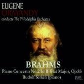 Brahms: Piano Concerto No. 2 in B-Flat Major, Op. 83 by Rudolf Serkin