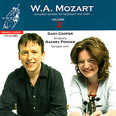 Mozart: Complete Sonatas for Keyboard and Violin, Vol. 2 by Gary Cooper