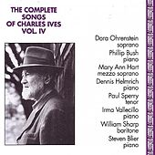 Complete Songs of Charles Ives, Vol. 4 by Various Artists