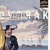Symphonies Nos. 8 and 9 by Antonin Dvorak