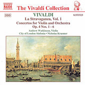 La Stravaganza Vol. 1 by Antonio Vivaldi