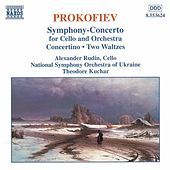 Music for Cello and Orchestra by Sergey Prokofiev