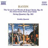 String Quartets Op. 51 and Op. 103 (unpublished) by Franz Joseph Haydn
