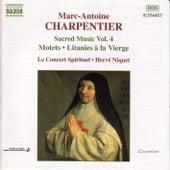 Sacred Music Vol. 4 von Marc-Antoine Charpentier