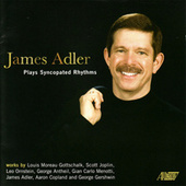 James Adler Plays Syncopated Rhythms by James Adler