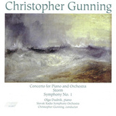 Christopher Gunning by Slovak Radio Symphony Orchestra