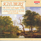 SCHUBERT: Octet in F major by Academy Of St. Martin-In-The-Fields Chamber Ensemble