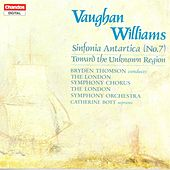 VAUGHAN WILLIAMS: Symphony No. 7 / Toward the Unknown Region by Various Artists