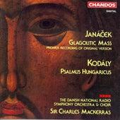 JANACEK: Glagolitic Mass / KODALY: Psalmus hungaricus by Various Artists