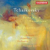 TCHAIKOVSKY: Suite No. 4 / The Seasons by Neeme Jarvi
