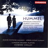 HUMMEL: Overture in D major / Mandolin Concerto in G major / Trumpet Concerto in E major by Various Artists