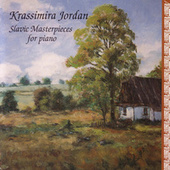 Slavic Masterpieces for Piano by Krassimira Jordan