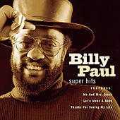 Super Hits by Billy Paul