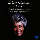 Schumann: Lieder by Sarah Walker