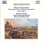 Piano Concertos Nos. 3 and 4 by Ludwig van Beethoven