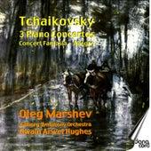 Tchaikovsky: 3 Piano Concertos by Oleg Marshev
