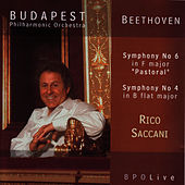 Beethoven Symphonies 4 & 6 by Budapest Philharmonic Orchestra