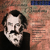 Great Composers Collection: Johannes Brahms by The London Fox Orchestra