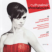 Ruth Palmer - Shostakovich by Ruth Palmer