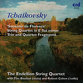 Tchaikovsky: Souvenir De Florence / String Quartet In E Flat Minor / Trio And quartet Fragmanets by Endellion String Quartet