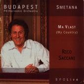 Smetana - Má vlast by Budapest Philharmonic Orchestra