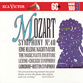 Mozart: Symphony No.40, Basic 100 Vol.3 by Various Artists