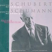 Rubinstein Collection, Vol. 76: Schubert Piano Trio No. 1; Schumann Piano Trio No. 1 by Arthur Rubinstein