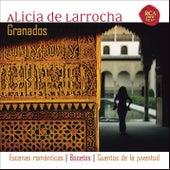Granados by Alicia De Larrocha