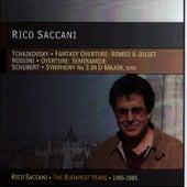 Tchaikovsky, Rossini, & Schubert by Rico Saccani