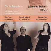 Brahms Trios - Volume Two by Gould Piano Trio