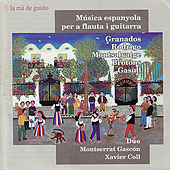 Spanish Music for Flute and Guitar by Montserrat Gascón
