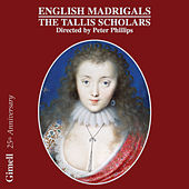 English Madrigals (plus 7 English Anthems) by The Tallis Scholars