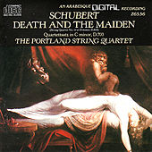 Schubert: Death and the Maiden, Quartettsatz by The Portland String Quartet