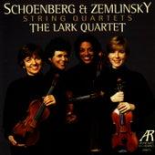Schoenberg & Zemlinsky String Quartets by The Lark Quartet