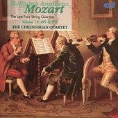 Mozart: The Last Four String Quartets, Volume 1 K.499 & 575 by Chilingirian Quartet