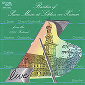 Rarities of Piano Music 1998 - Live Recordings from the Husum Festival by Various Artists
