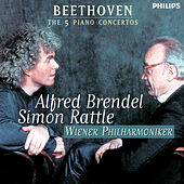 Beethoven: The Piano Concertos by Alfred Brendel