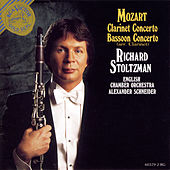 Mozart Clarinet Concerto by Various Artists