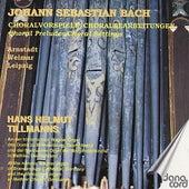 J.S. Bach: Orgelwerke by Hans Helmut Tillmanns
