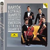 Bartók: The 6 String Quartets by Emerson String Quartet