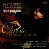 Orff: Carmina Burana & Glinka: Overture from Ruslan and Ludmilla by Budapest Philharmonic Orchestra