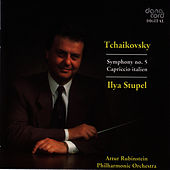 Tchaikovsky: Symphony No.5 / Capriccio Italien Op. 45 by Artur Rubinstein Philharmonic Orchestra