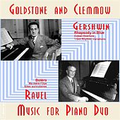 Gershwin, Ravel: Music for Piano Duo by Goldstone