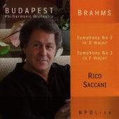 BPO Live: Brahms by Budapest Philharmonic Orchestra