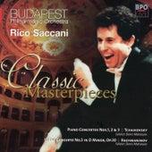Tchaikovsky & Rachmaninov: Piano Concertos by Budapest Philharmonic Orchestra
