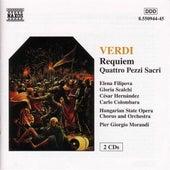 Requiem / Quattro pezzi sacri by Giuseppe Verdi