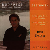 Beethoven Symphonies 1 & 5 by Budapest Philharmonic Orchestra