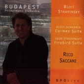 Bizet-Schedrin - Carmen Suite & Stravinsky - Firebird Suite by Budapest Philharmonic Orchestra