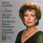 AUGER, Arleen: Arias - BACH, J.S. / HANDEL, G. by Arleen Auger