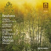 BRAHMS, J.: String Quintet No. 2 / Clarinet Quintet in B minor (Chamber Music Northwest) by Various Artists